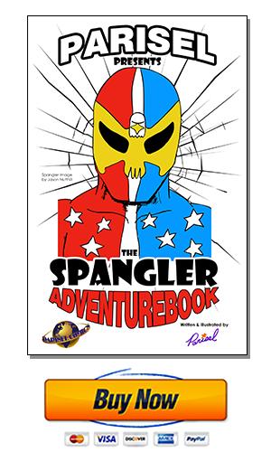 Spangler Adventurebook